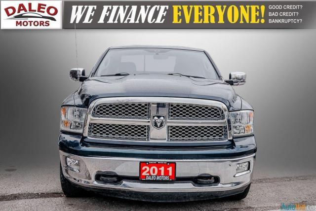 2011 RAM 1500 LARAMIE / LOADED / LOW KMS Photo3