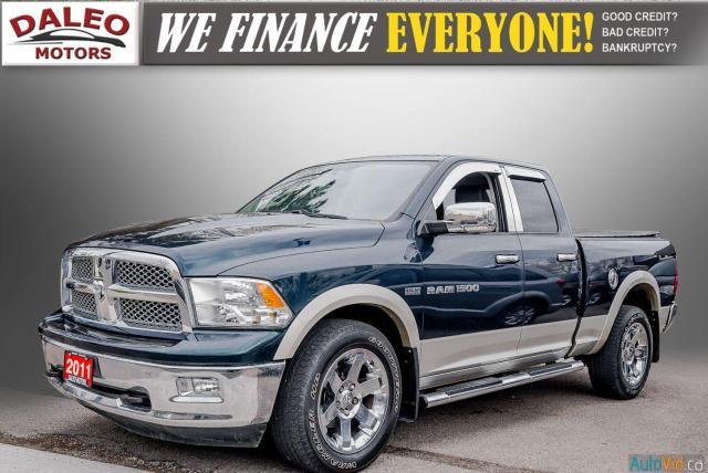 2011 RAM 1500 LARAMIE / LOADED / LOW KMS Photo4