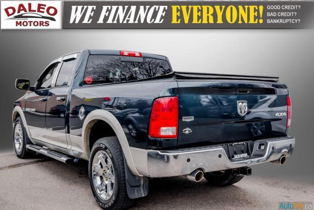 2011 RAM 1500 LARAMIE / LOADED / LOW KMS Photo6