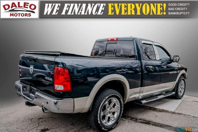2011 RAM 1500 LARAMIE / LOADED / LOW KMS Photo8