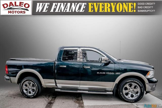 2011 RAM 1500 LARAMIE / LOADED / LOW KMS Photo9