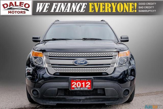 2012 Ford Explorer 7 PASSENGER / BACK UP CAM / REAR AC / BLUETOOTH Photo3