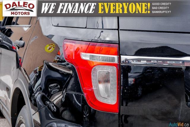 2012 Ford Explorer 7 PASSENGER / BACK UP CAM / REAR AC / BLUETOOTH Photo10