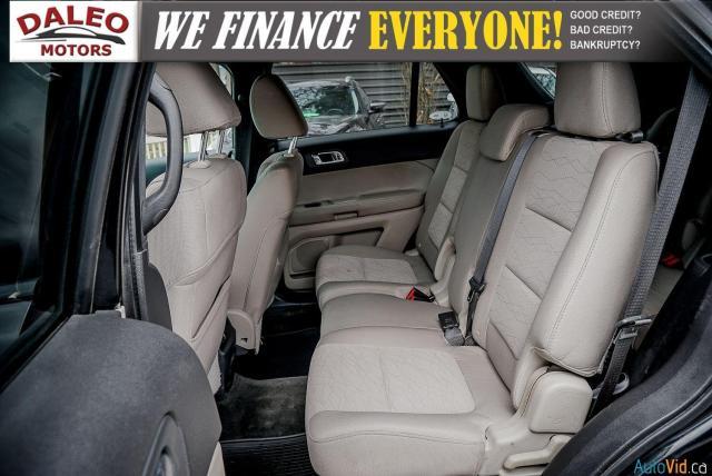 2012 Ford Explorer 7 PASSENGER / BACK UP CAM / REAR AC / BLUETOOTH Photo12
