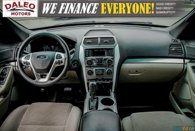 2012 Ford Explorer 7 PASSENGER / BACK UP CAM / REAR AC / BLUETOOTH Photo14