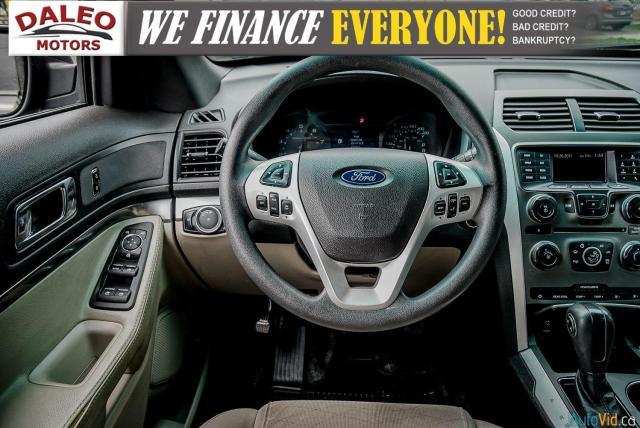 2012 Ford Explorer 7 PASSENGER / BACK UP CAM / REAR AC / BLUETOOTH Photo15