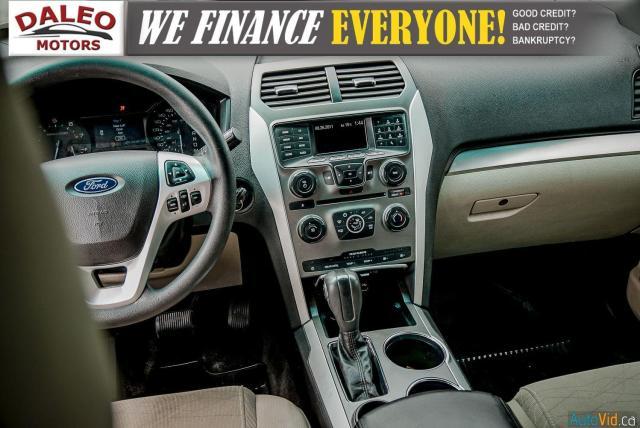 2012 Ford Explorer 7 PASSENGER / BACK UP CAM / REAR AC / BLUETOOTH Photo16