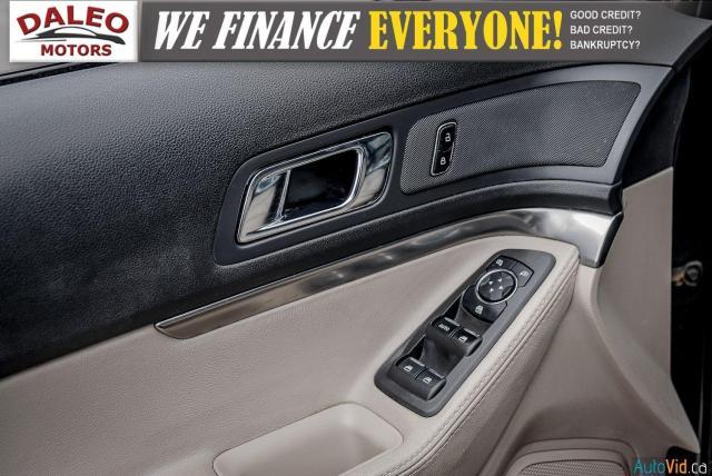 2012 Ford Explorer 7 PASSENGER / BACK UP CAM / REAR AC / BLUETOOTH Photo18