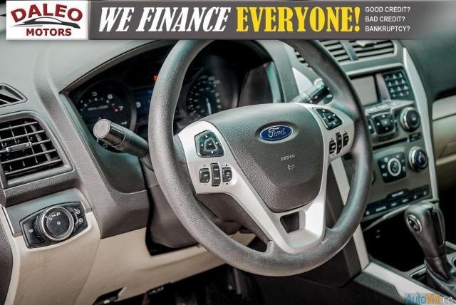 2012 Ford Explorer 7 PASSENGER / BACK UP CAM / REAR AC / BLUETOOTH Photo19
