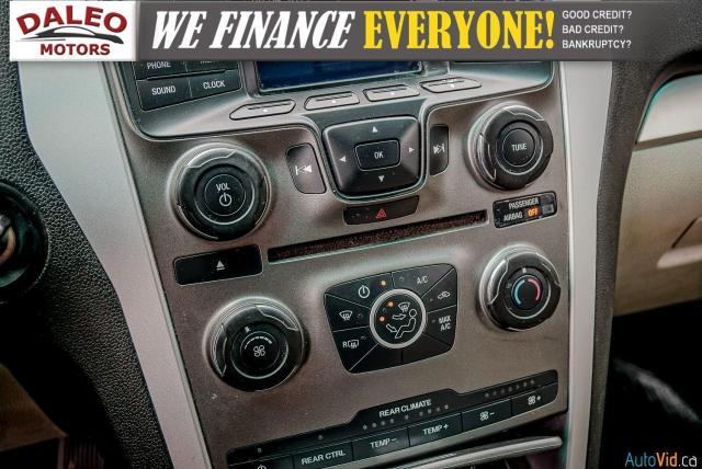 2012 Ford Explorer 7 PASSENGER / BACK UP CAM / REAR AC / BLUETOOTH Photo23