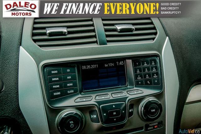 2012 Ford Explorer 7 PASSENGER / BACK UP CAM / REAR AC / BLUETOOTH Photo24