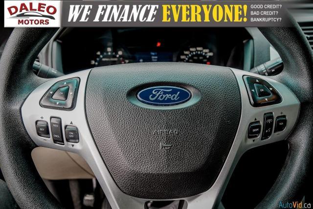 2012 Ford Explorer 7 PASSENGER / BACK UP CAM / REAR AC / BLUETOOTH Photo25