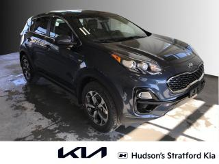New 2021 Kia Sportage LX for sale in Stratford, ON