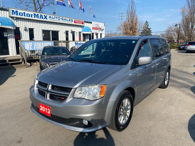 2013 Dodge Grand Caravan R/T-Accident Free-Navigation