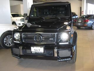 Used 2016 Mercedes-Benz G-Class AMG G 63 BRABUS for sale in Markham, ON