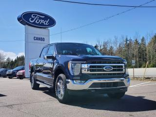 New 2021 Ford F-150 LARIAT 4WD SUPERCREW 5.5' BOX for sale in Port Hawkesbury, NS