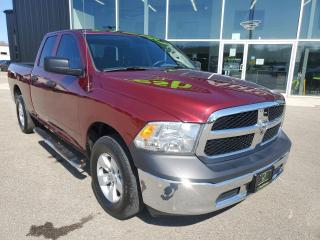 Used 2017 RAM 1500 ST Hitch, Bedliner, Bench Seat, Running Boards!! for sale in Ingersoll, ON