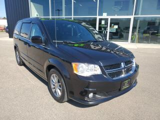 Used 2015 Dodge Grand Caravan SE/SXT NAV, DVD, Tri-Zone Climate, Backup Camera!! for sale in Ingersoll, ON