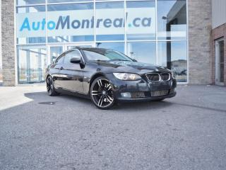 Used 2008 BMW 335i BMW Coupe 335xi AWD for sale in Vaudreuil-Dorion, QC