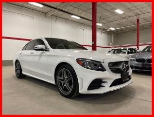 Used 2019 Mercedes-Benz C-Class C300 4MATIC TECHNOLOGY PREMIUM PLUS SPORT for sale in Vaughan, ON