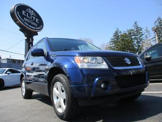 Used 2009 Suzuki Grand Vitara 4WD 4dr I4 Auto JLX w/Lthr for sale in Burlington, ON