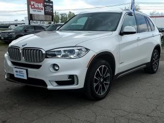Used 2017 BMW X5 AWD 4dr xDrive35i for sale in Kitchener, ON