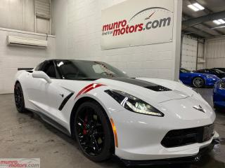 Used 2019 Chevrolet Corvette 2dr Stingray Cpe w-1LT CompSeats Skirts NPPMagRide for sale in St. George, ON