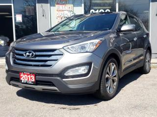 Used 2013 Hyundai Santa Fe AWD 4DR 2.0T AUTO SE for sale in Bowmanville, ON