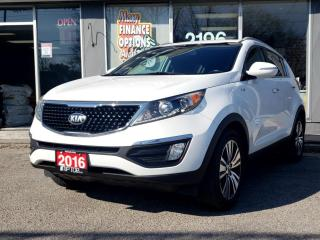Used 2016 Kia Sportage AWD 4dr Auto EX for sale in Bowmanville, ON