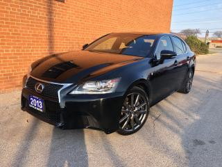 Used 2013 Lexus GS 350 GS350/AWD/LEATHER/SUNROOF/SFETY AND WARRANTY for sale in Oakville, ON