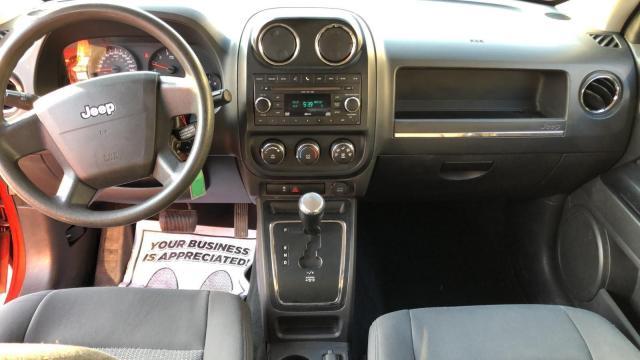 2010 Jeep Patriot NORTH, 4WD, 2.4L 4CYL, ALLOY