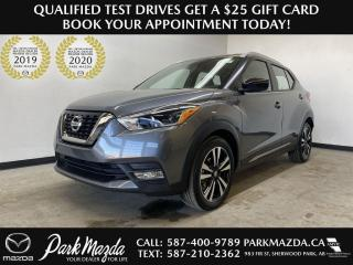 Used 2019 Nissan Kicks SR for sale in Sherwood Park, AB