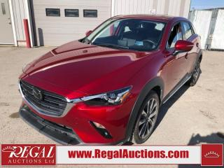 Used 2019 Mazda CX-3 GT 4D UTILITY AWD 2.0L for sale in Calgary, AB