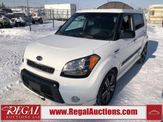 Used 2011 Kia Soul 4U SX 4D HATCHBACK 2.0L for sale in Calgary, AB