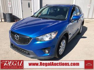Used 2014 Mazda CX-5 GS 4D Utility AWD 2.5L for sale in Calgary, AB