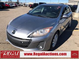 Used 2012 Mazda MAZDA3 Sport GX 4D Hatchback 2.0L for sale in Calgary, AB