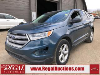 Used 2016 Ford Edge SE 4D Utility AWD 2.0L for sale in Calgary, AB