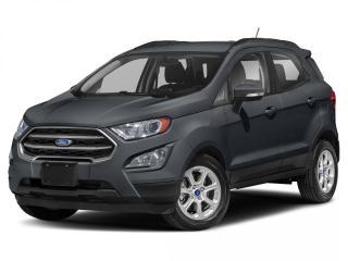 New 2021 Ford EcoSport SE SE CONV | SE APRNC | SYNC3 | for sale in Winnipeg, MB