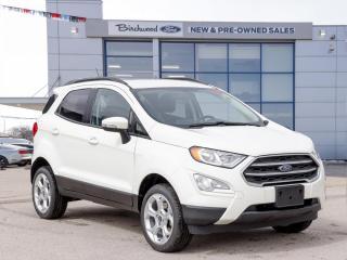 New 2021 Ford EcoSport SE SE CONV | SE APRNC | NAV | for sale in Winnipeg, MB