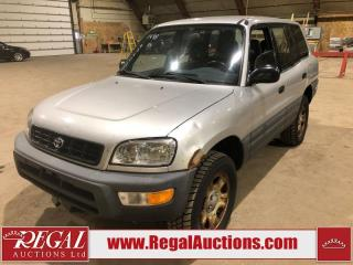Used 1998 Toyota RAV4 4D HARDTOP for sale in Calgary, AB