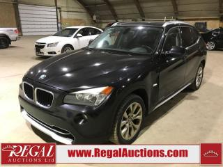 Used 2012 BMW X1 XDRIVE28I 4D Utility AWD for sale in Calgary, AB