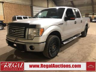 Used 2011 Ford F-150 XLT SUPERCREW LWB for sale in Calgary, AB