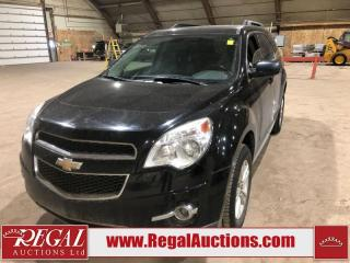 Used 2010 Chevrolet Equinox LT 4D Utility for sale in Calgary, AB