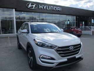 Used 2016 Hyundai Tucson Limited for sale in Ottawa, ON