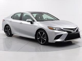 Used 2018 Toyota Camry XSE for sale in Winnipeg, MB