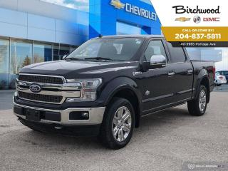 Used 2020 Ford F-150 King Ranch Crew Cab | 4WD | Leather | Navigation for sale in Winnipeg, MB