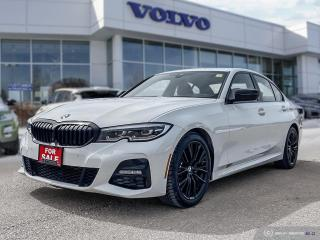 Used 2020 BMW 3 Series 330i xDrive M-Sport! Local! for sale in Winnipeg, MB