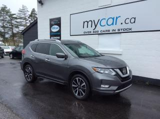 Used 2017 Nissan Rogue SL LEATHER, SUNROOF, NAV, HEATED SEATS!! for sale in Richmond, ON