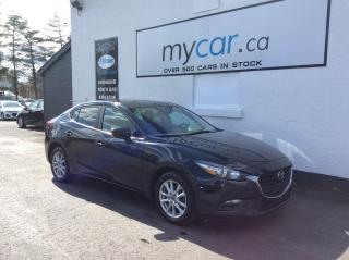 Used 2017 Mazda MAZDA3 GS ALLOYS, HEATED SEATS, BACKUP CAM, BLUETOOTH!! for sale in Richmond, ON