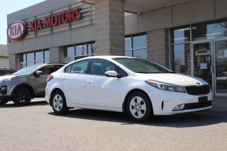 Used 2017 Kia Forte LX+ HEATED SEATS   REVERSE CAMERA   BLUETOOTH for sale in Cobourg, ON